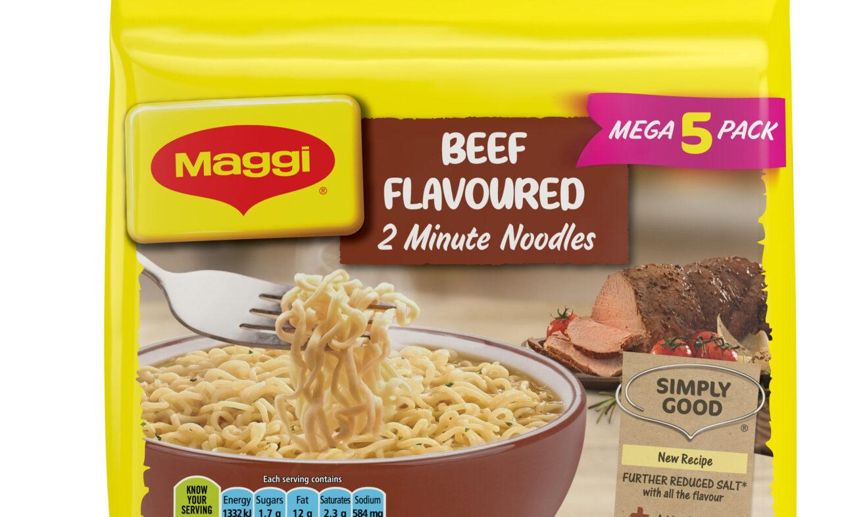 Maggie Multi Pack Beef