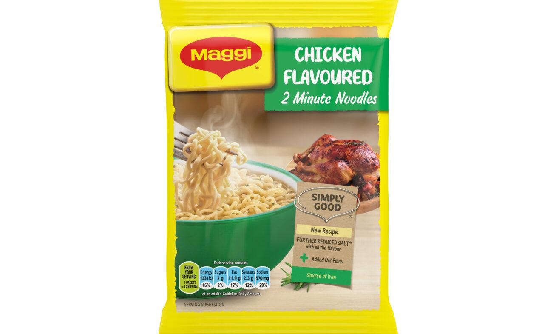 Maggie Noodles Chicken